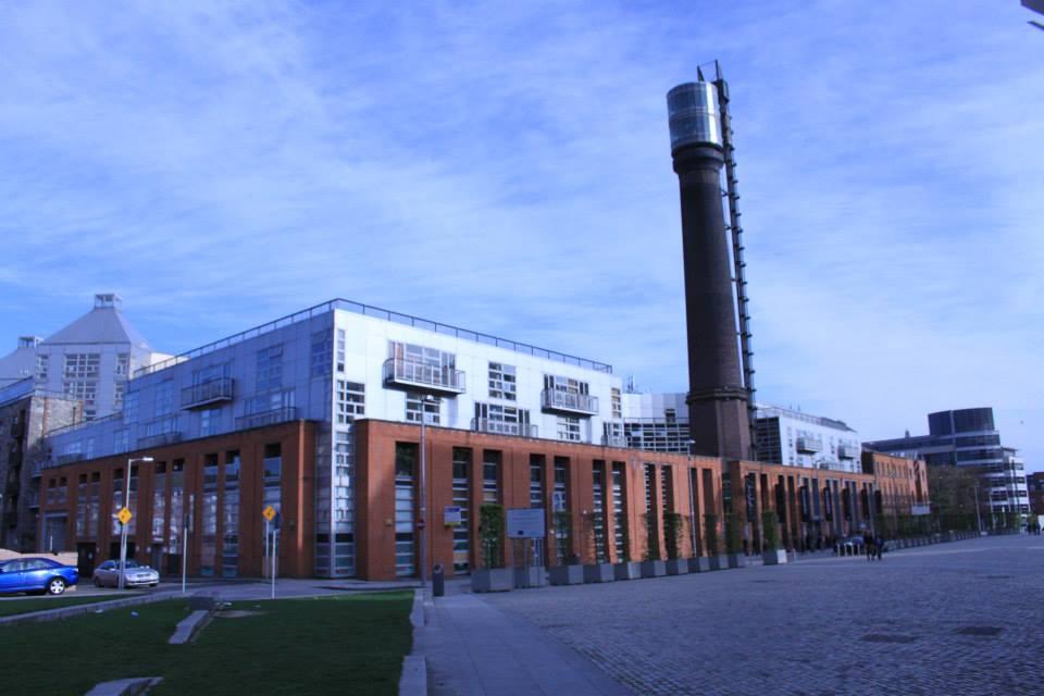 Generator, l'auberge de jeunesse construite à l'arrière de la Old Jameson Distillery, une des toutes première distillerie de la ville qui fabriquait l'un des whiskey les plus connu en Irlande.