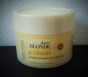 Go blonder John Frieda