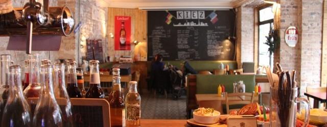 Kiev beer garden à paris