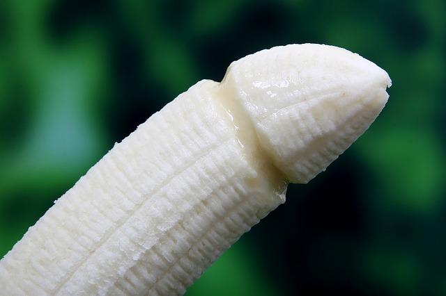 banane-penis-goût