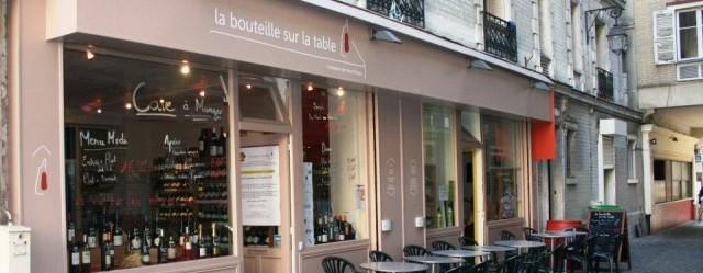 La bouteille sur la table une terrasse trop choupie p nibles magazine - La bouteille sur la table ...