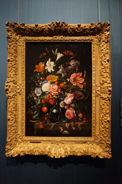 maurithuis-de heem-bouquet fleurs