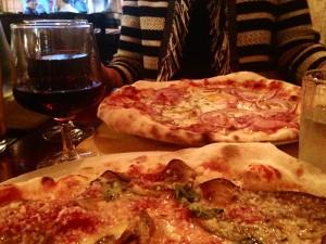pizza parmesan aubergines restaurant ciacco