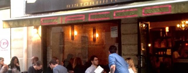 restaurant italien ciacco paris