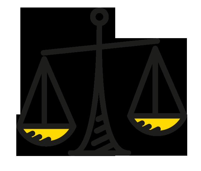 Balance-jaune