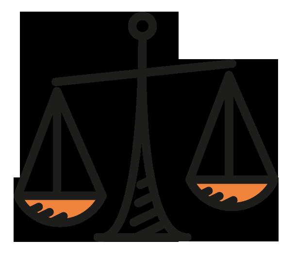 Balance-orange