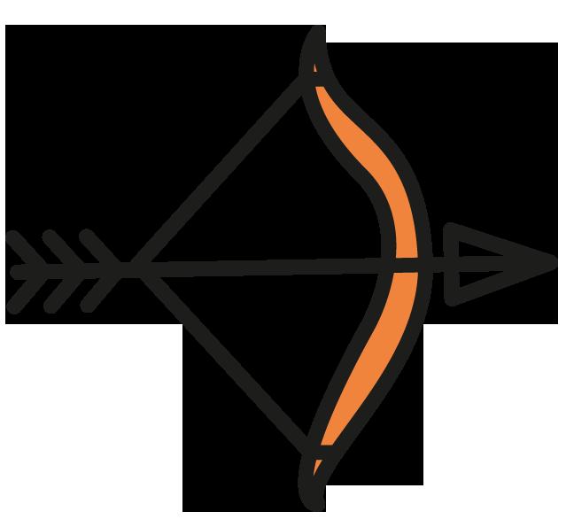 Sagittaire-orange
