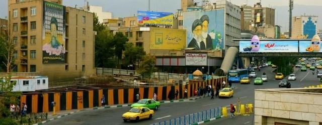 iran teheran ayatollah khomeiny