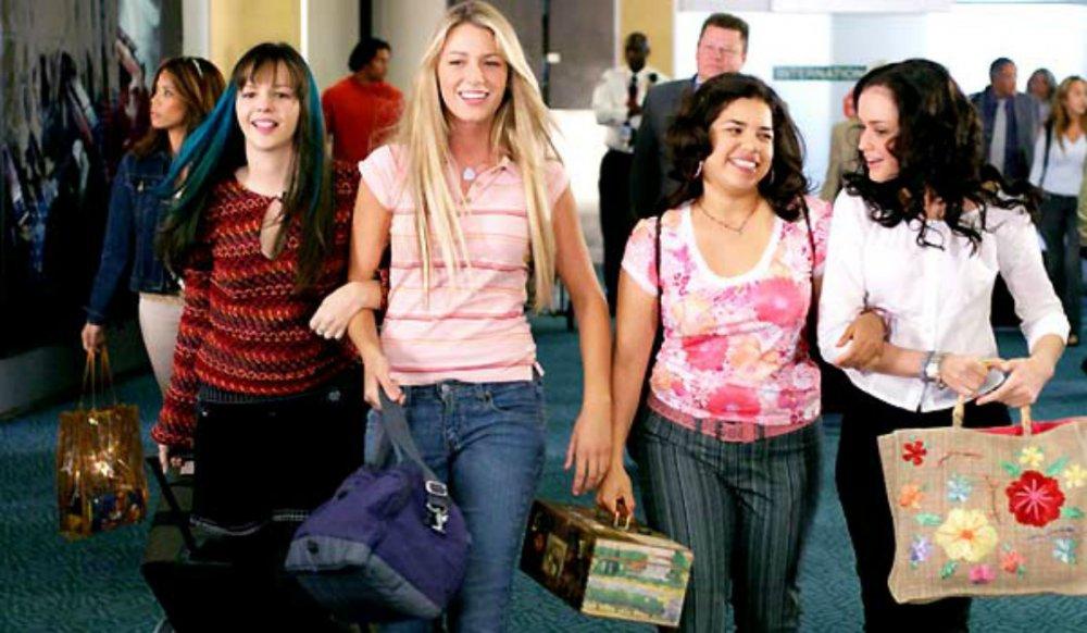 4 filles et 1 jean