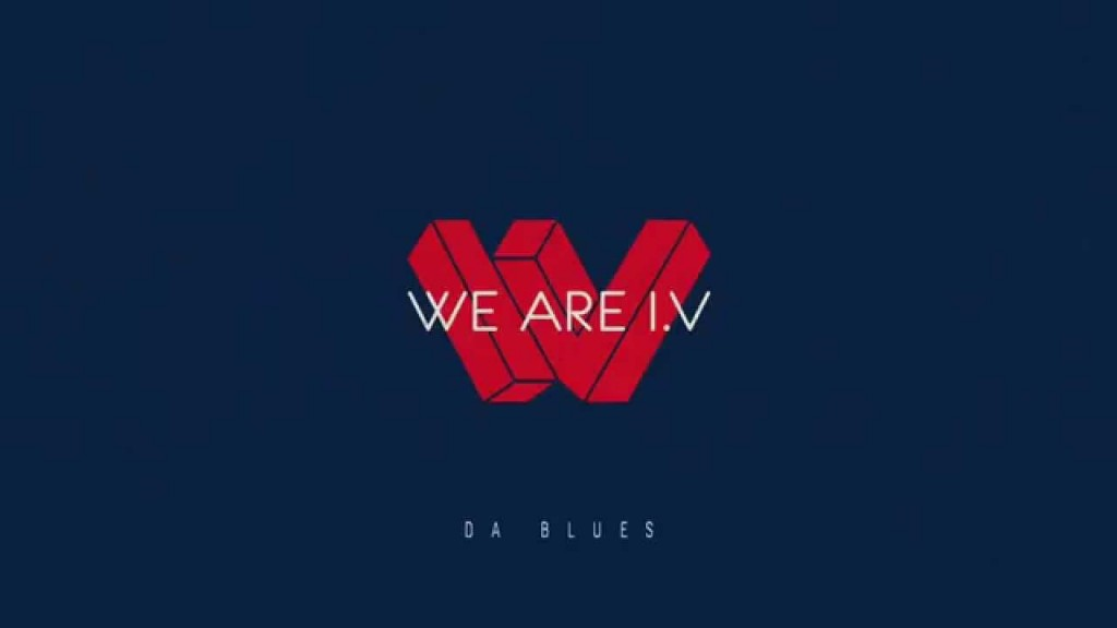 we are i v logo