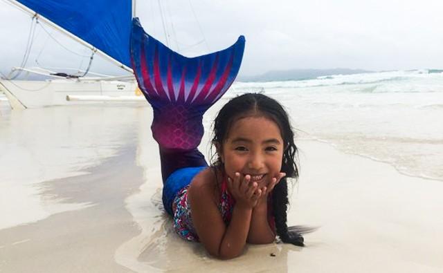mermaid-sirene-fille-philippine-pmsa