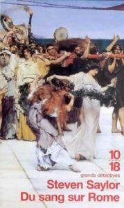 sang-sur-rome-steven-saylor-roman-couverture